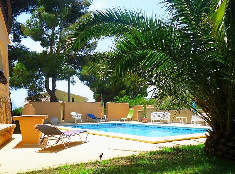 vakantievilla-felicitas-pool